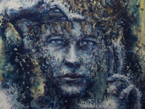 Kunstausstellung mit Milan Moira